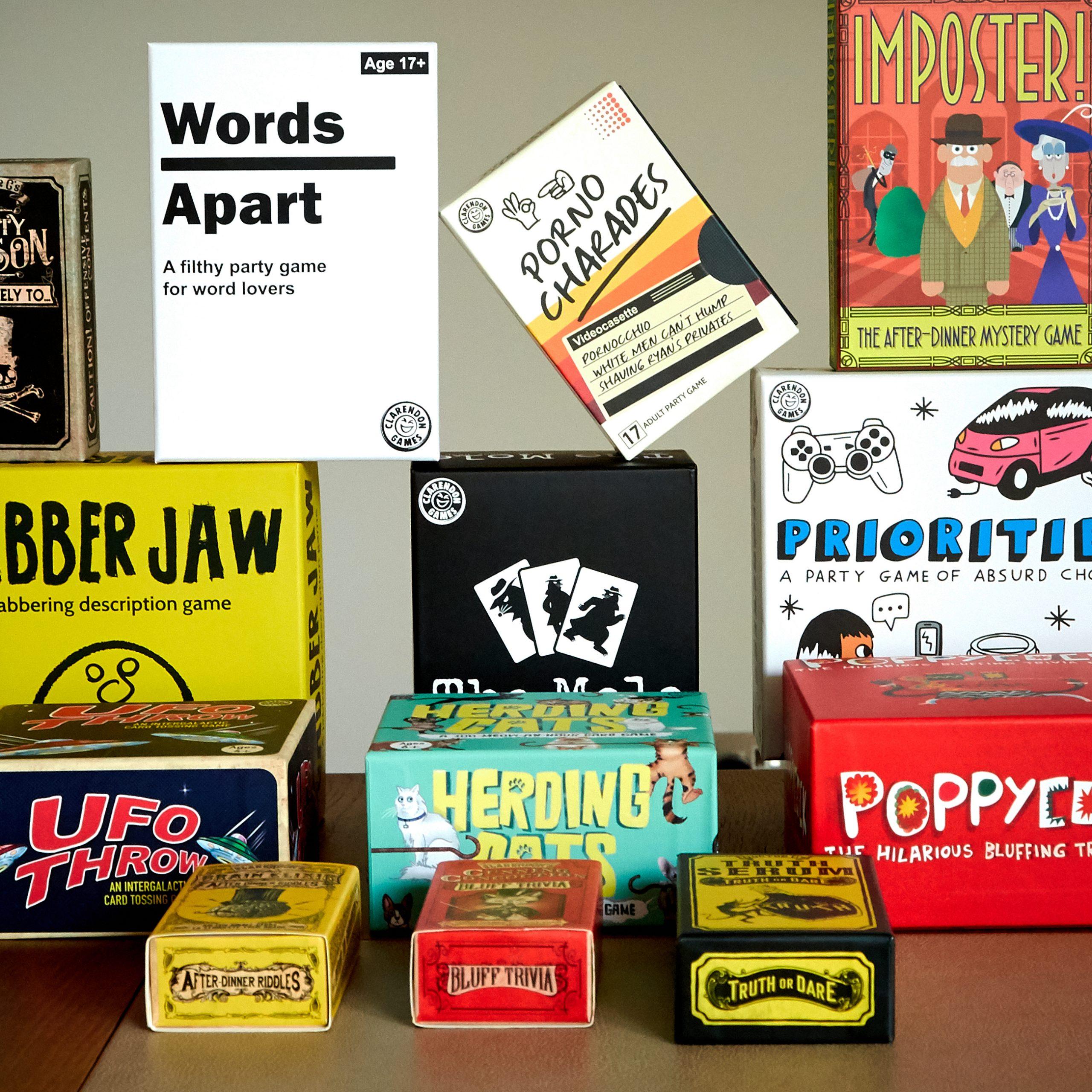 Clarendon Games collection