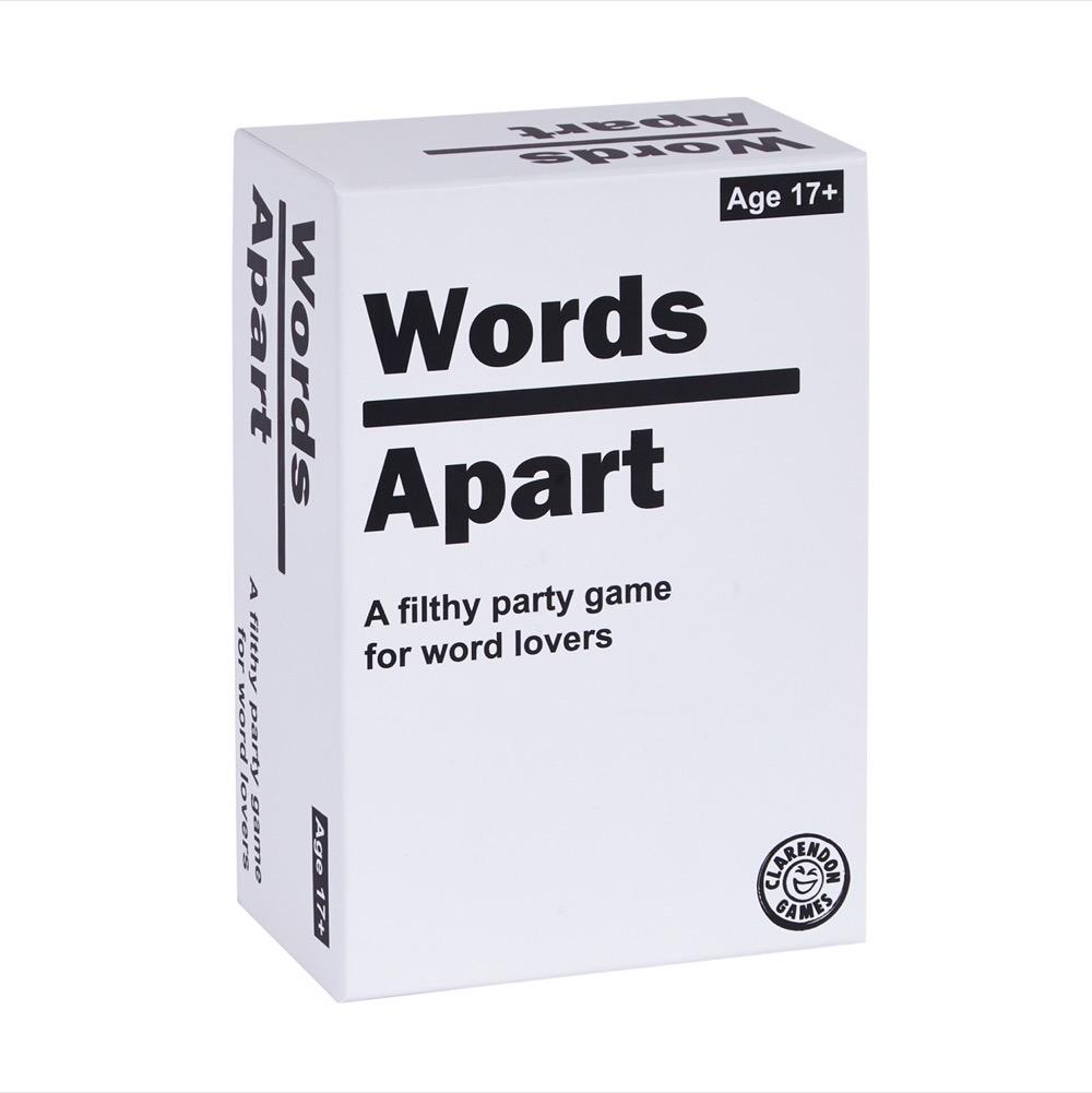 1111 Words Apart