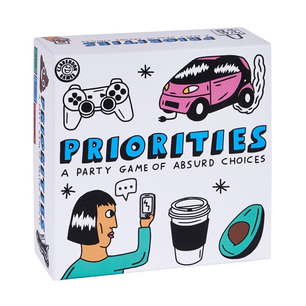 1112 Priorities